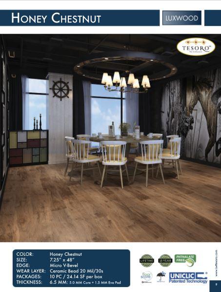 Luxwood Luxury Engineered Planks